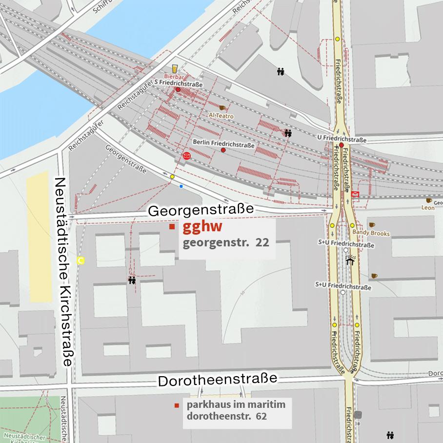 Georgenstraße 22 10117 Berlin